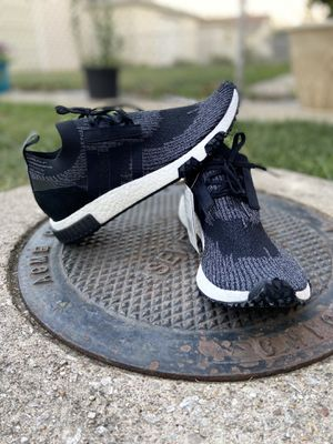 Adidas NMD Racer Core Black Size 10.5 (no box) for Sale in Cicero, IL