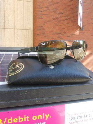 Ray Ban 3543 Polarized Sunglasses for Sale in Portland, OR
