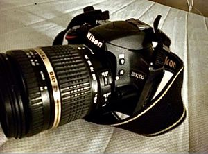 Nikon D3200 for Sale in Eagar, AZ