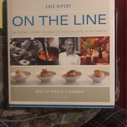 On The Line Cookbook for Sale in Eastlake,  OH