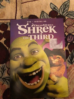 Shrek the third for Sale in Costa Mesa, CA