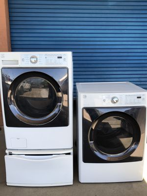 Kenmore washer and dryer set for Sale in Tucson, AZ