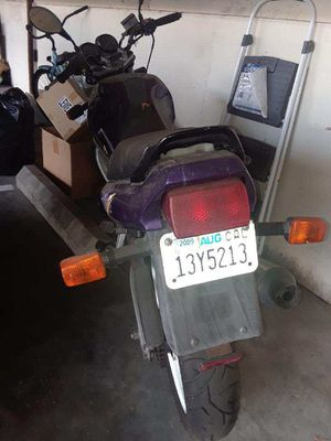 Suzuki GS500E, 500 Cc, Great Motocycle! Runnings Good, Purple Color, Manual for Sale Lowest $1425 .New tags and registration.. for Sale in Los Angeles, CA