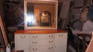 5 pc Antique Bedroom Set for Sale in Atlanta, GA