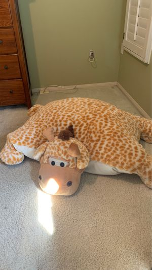 Giant Pillow Pet Stuffed Animal for Sale in Newport Beach, CA