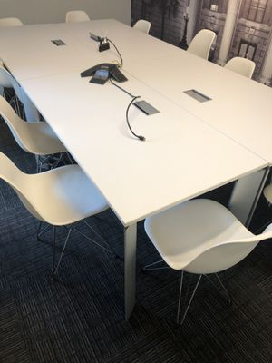 4 Modern Office Tables 150 each for Sale in Belleair, FL