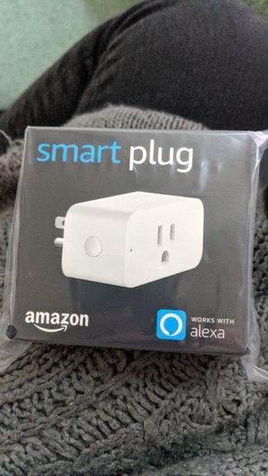 Amazon Smart Plug brand new never opened for Sale in Frisco, TX