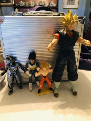 Dragon Ball Z figures ( price is for all) please View pics and read description for Sale in PA, US