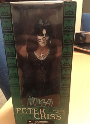 Kiss collectible statue for Sale in Clermont, FL