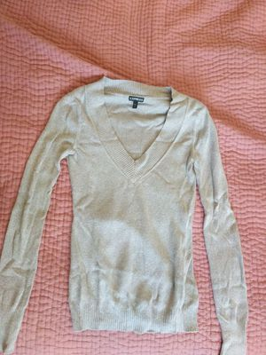 Gold/beige Express sweater for Sale in Seattle, WA