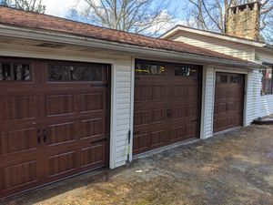 Carriage Style garage doors for Sale in Independence, OH