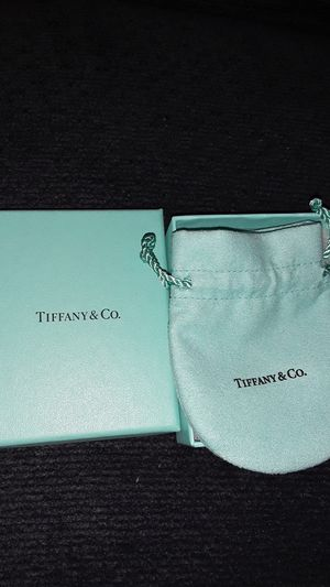 Tiffany Jewelry gift box for Sale in Milwaukee, WI