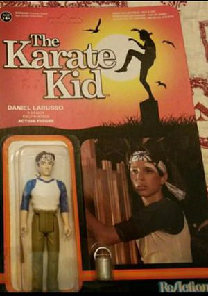 The Karate Kid Action Collectible Funko Figure for Sale in Philadelphia, PA
