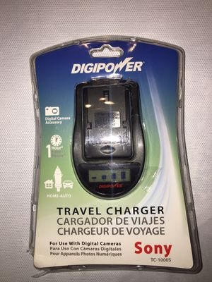 Sony digi power travel charger for Sale in Plano, TX