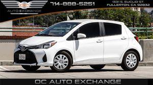 2015 Toyota Yaris for Sale in Fullerton, CA