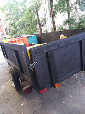 Excellent Utility Trailer 4' x 8' for Sale in Woodland Hills, CA