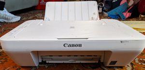 Canon white multifunction printer for Sale in Baton Rouge, LA