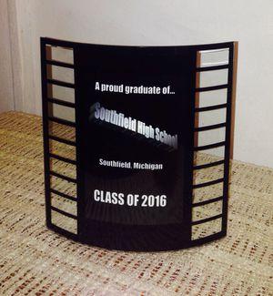 Framed Graduation Memorabilia for Sale in Detroit, MI