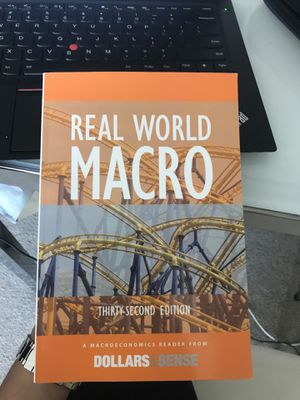 Real Word Macro Book for Sale in Boston, MA