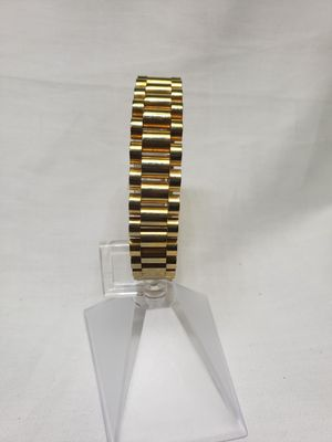 Gold over stainless bracelet new for Sale in Tampa, FL