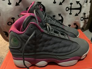 Pink Jordan 13's size 6.5Y for Sale in Austin, TX