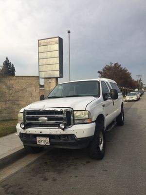 2004 Ford F-250 4x4 for Sale in Los Angeles, CA