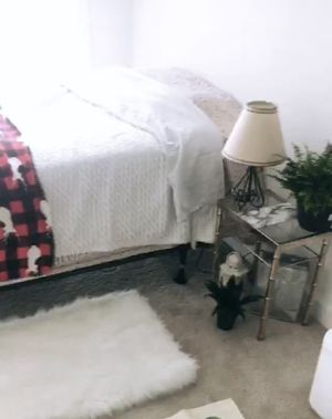 Still available while this is up!!! bed with metal frame, box spring and mattres for Sale in Washington, DC