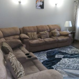 Couches Really Comfortable Reclining for Sale in Gresham, OR