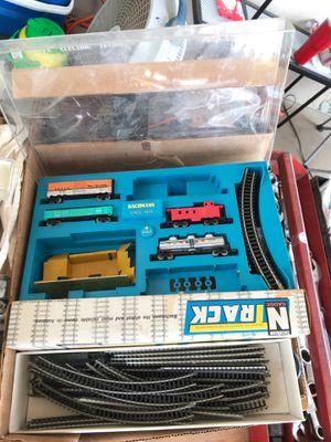 Bachmann N Scale Trains for Sale, used for sale  Doyline, LA