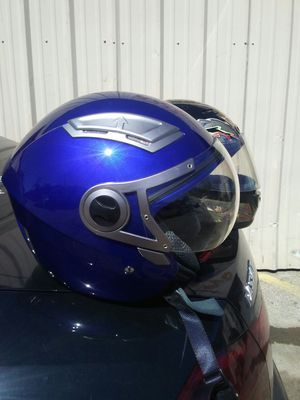 Motorcycle 4 wheeler four wheeler dirt bike go kart Atv cuatrimoto helmets for Sale in Dallas, TX
