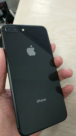 Unlocked iPhone 8 Plus Space Grey for Sale in Kent,  WA