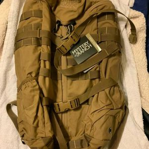 Mystery Ranch BVS 3 day pack coyote for Sale in San Diego, CA