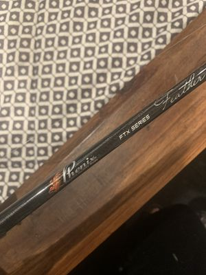 Phenix rod feather ftx bass fishing rod with kastking reel for Sale in Oakland, CA