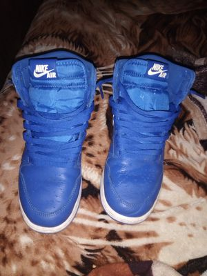 Jordan 1 hyper royal size 6.5 for Sale in Venus, TX