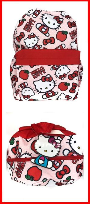 Brand NEW! HELLO KITTY Backpack For School/Traveling/Birthday Gifts $20 for Sale in West Carson, CA
