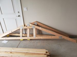 Left over trusses for Sale in Richland, WA