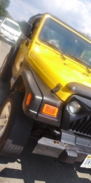 Jeep wrangler for Sale in Woodbridge, VA