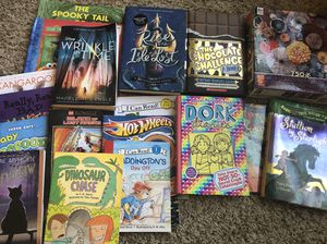 Books and a Puzzle for Sale in San Antonio, TX
