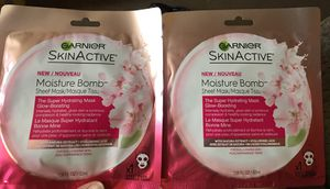 Face Mask Bundle 6$ for both ! Payed 3.99$ each for them for Sale in Cinnaminson, NJ