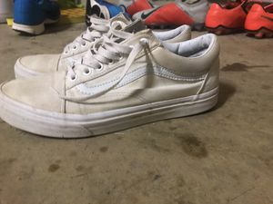 WHITE VANS for Sale in Frisco, TX