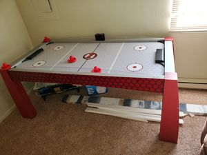 Air hockey table for Sale in Norfolk, VA