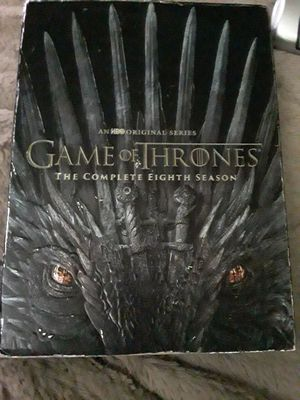 Game of thrones season 8 for Sale in Amarillo, TX
