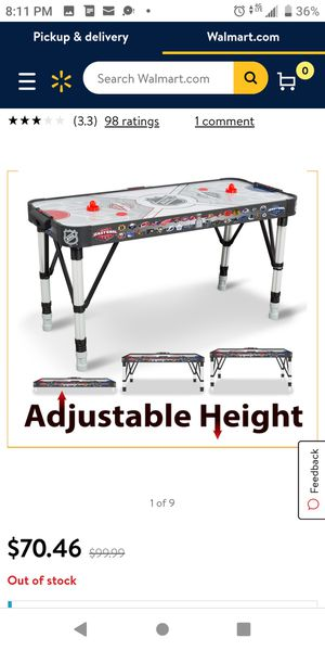 Air Hockey Table for Sale in El Monte, CA