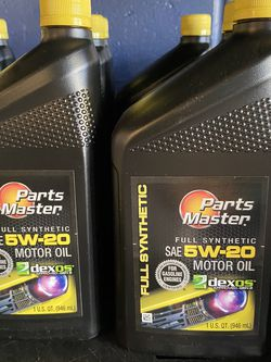 Synthetic Oil for Sale in East Bridgewater,  MA