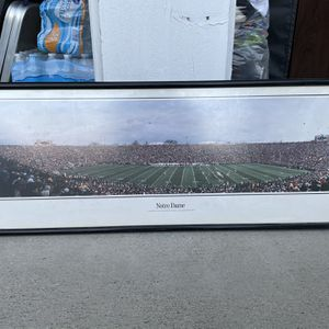 Panoramic Picture Of Notre Dame for Sale in City of Industry, CA