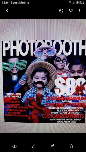 Photo booth for Sale in City of Industry, CA