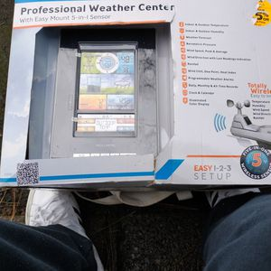 Accurate Weather Center for Sale in Happy Valley, OR