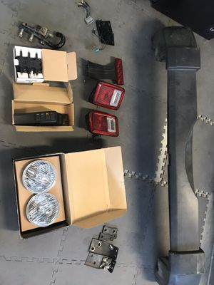 Jeep parts ***TAKE ALL*** for Sale in Beaumont, CA