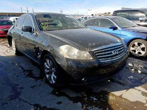 2007 INFINITI M35X AWD FOR PARTS PARTING OUT M45 for Sale in Dallas, TX