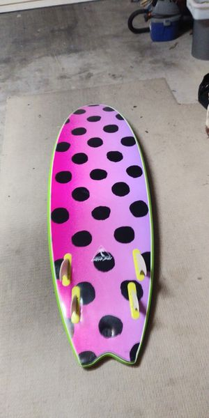 """6""""/Odsesy/ catch surf/ softtop for Sale in Newport Beach, CA"""
